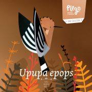 paper figures epupa epops puput abubilla hoopoe