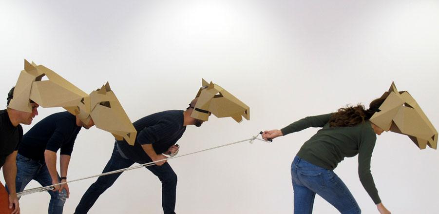 ben-hur horse cavall